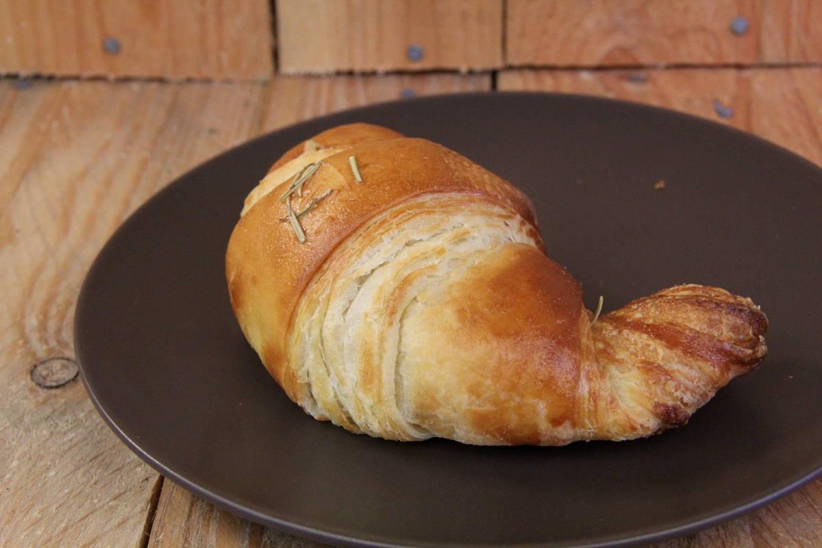 Wild Oat Bakery – Croissant Rosemary Goat Cheese (Pkg/2)
