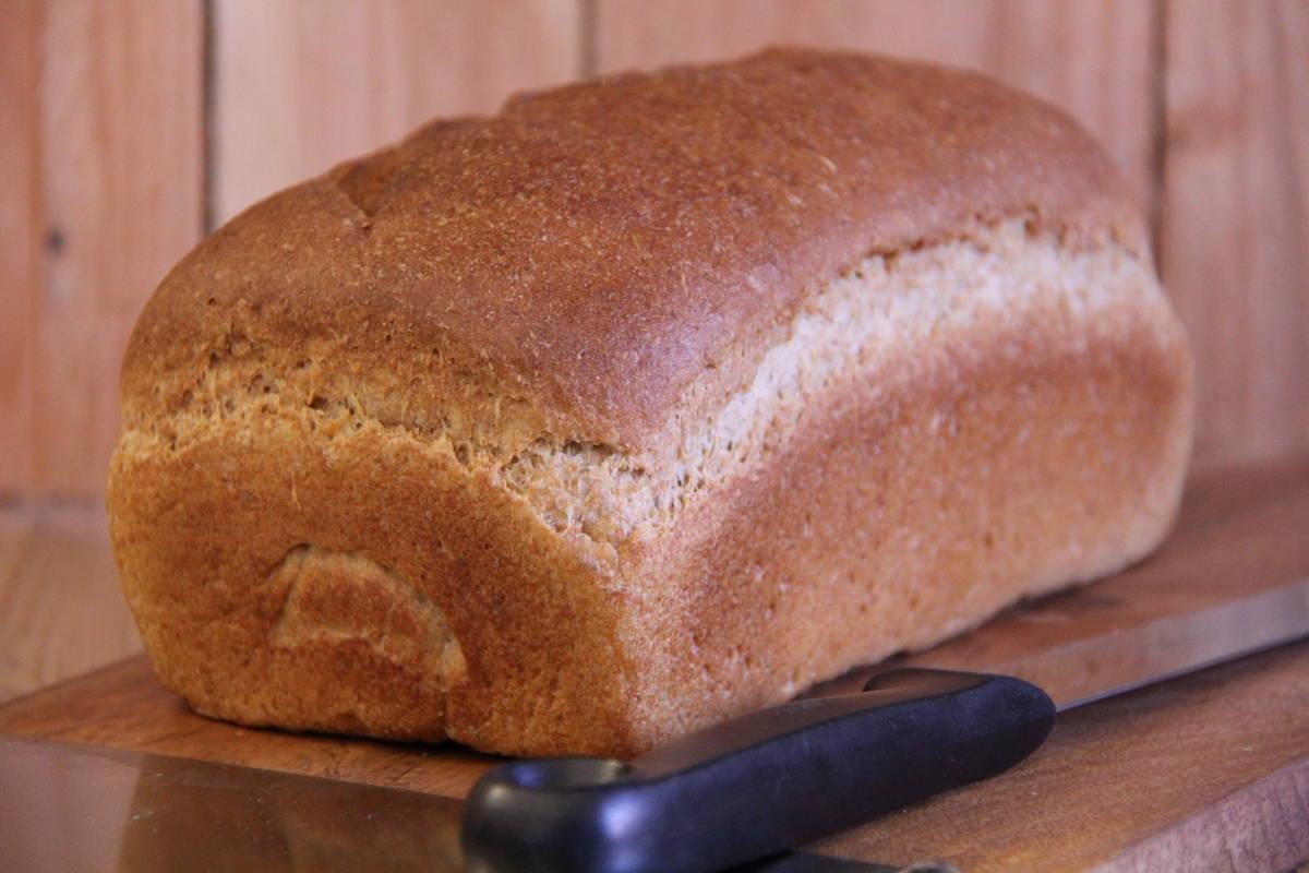 Wild Oat – Bread – Organic Kamut & Spelt (Loaf)