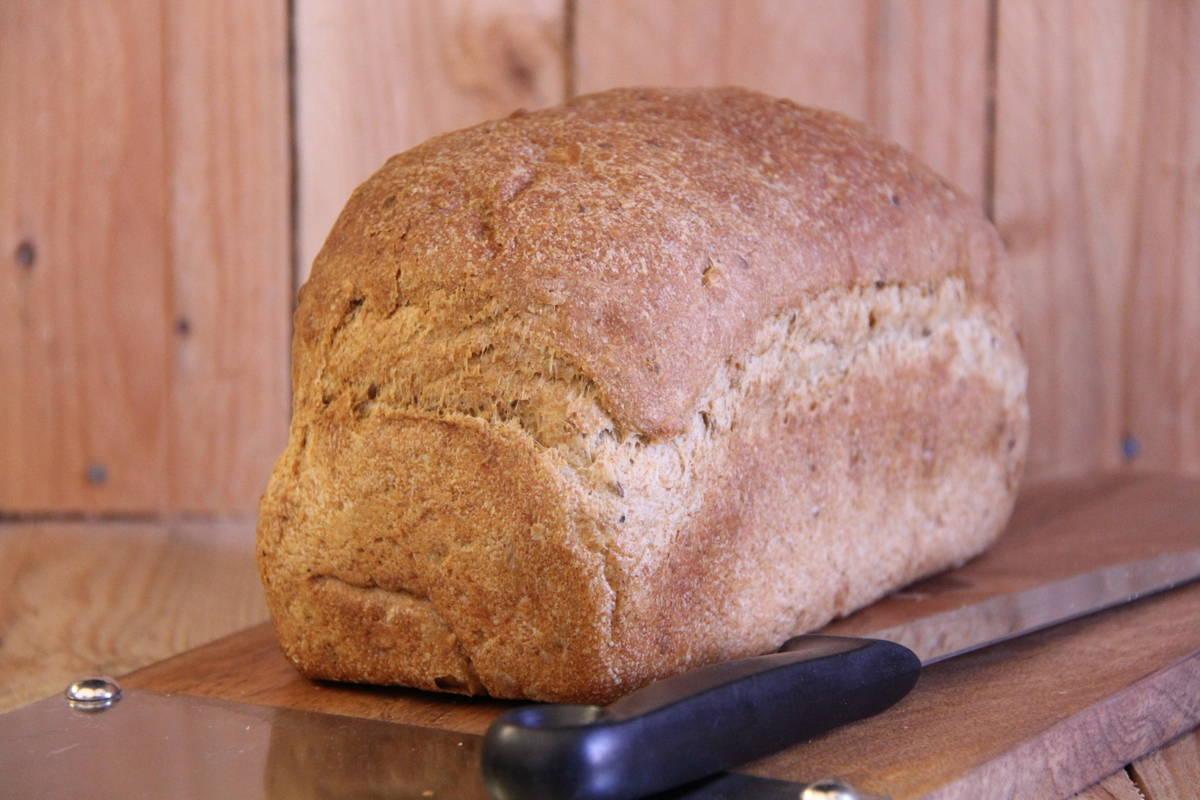 Wild Oat Bakery – Bread – Organic Multigrain (Loaf)