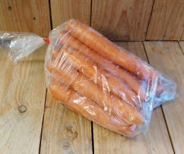 Organic Orange Carrots (2LB Bag)