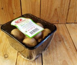 Organic Brown Mushrooms
