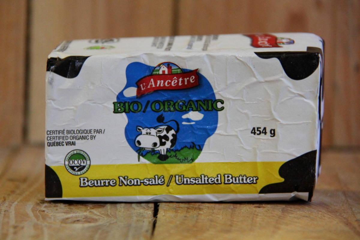 L'Ancetre – Unsalted Butter (250g)