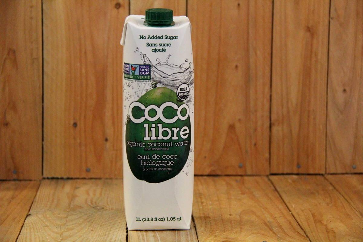 CocoLibre – Coconut Water (1L Carton)