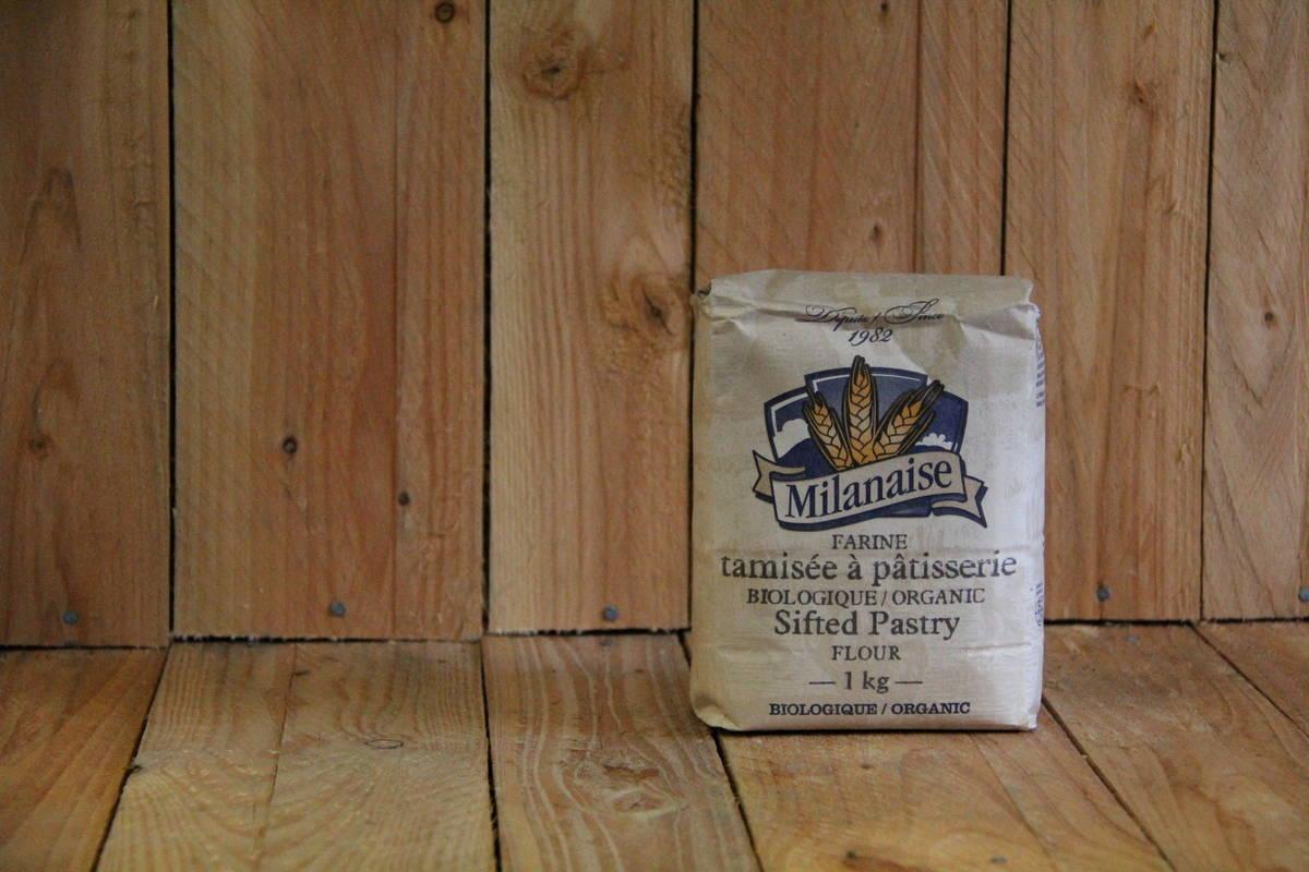 La Milanaise – Sifted Pastry Flour (1kg Bag)