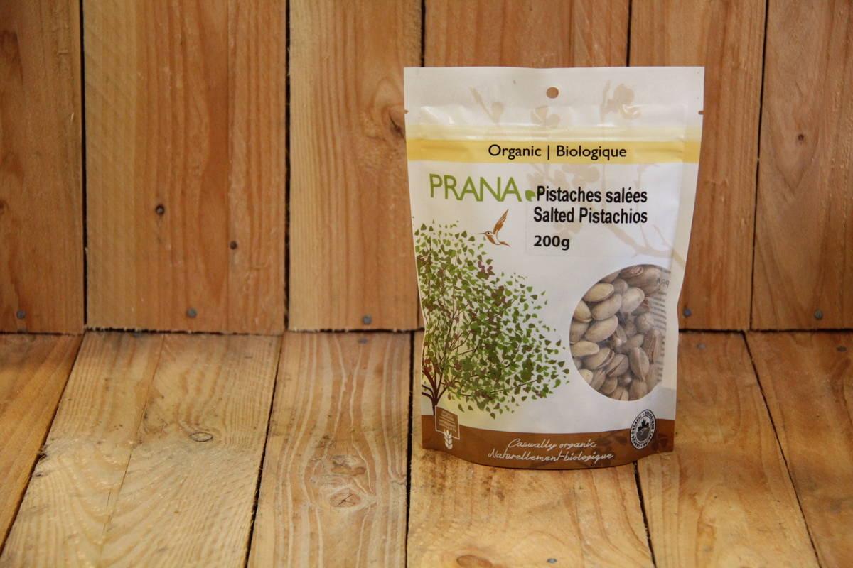 Prana – Salted Pistachios (200g)