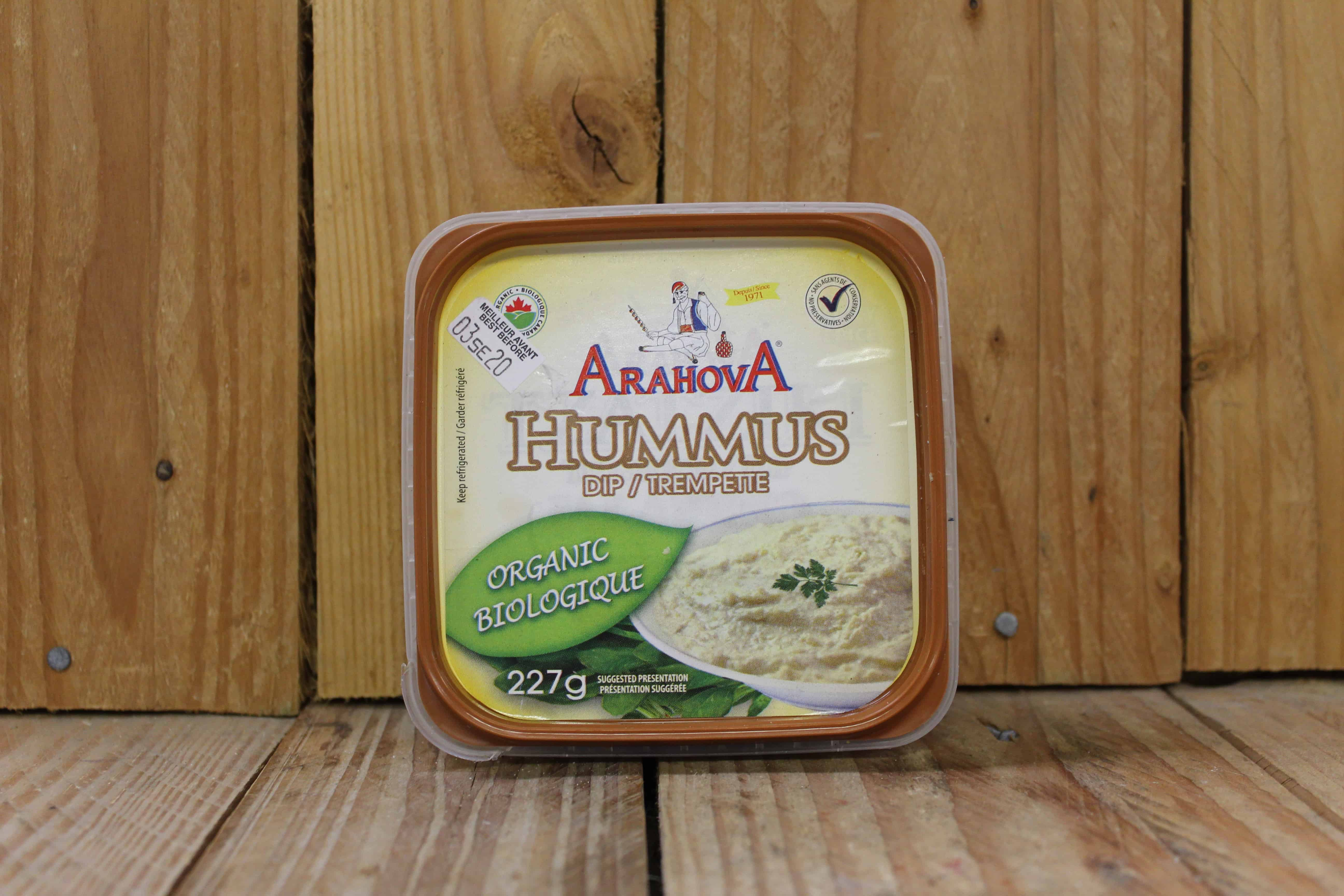 Arahova – Hummus, Classic (227g)