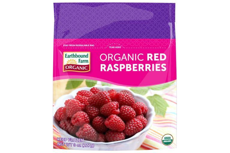 Raspberries Whole FROZEN (300g Bag)