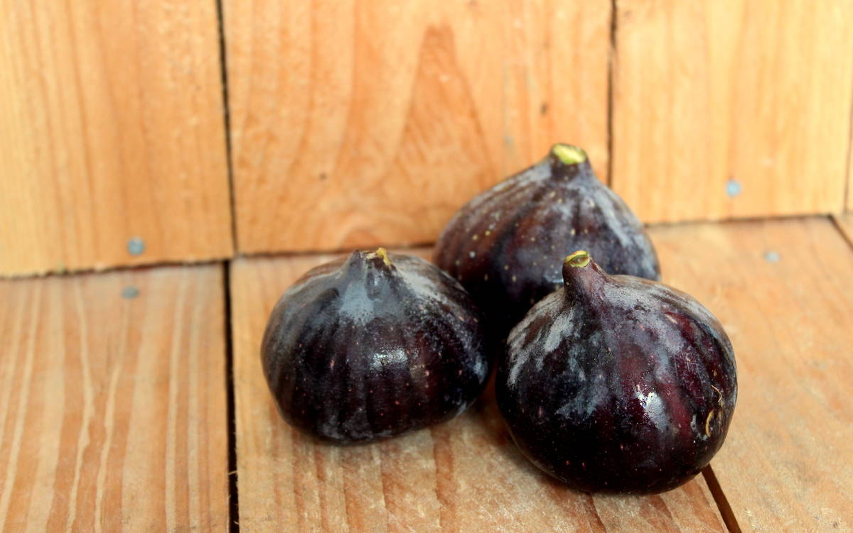 Figs – Black FRESH GREECE (Pint of 3)