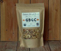 GBGC - Granola - Coconut Mango Bliss