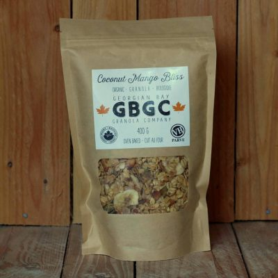 GBGC – Granola – Coconut Mango Bliss