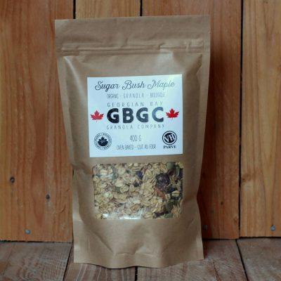 GBGC – Granola – Sugar Bush Maple
