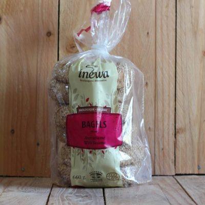 Inewa Bakery – Sesame Wheat Bagels