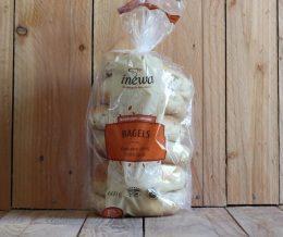 Inewa Bakery - Spelt Flax Bagels