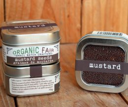 Organic Fair - Mustard