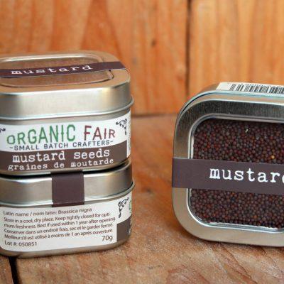 Organic Fair – Mustard