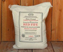 Stone Ground - Red Fife