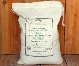 Stone Ground Rye