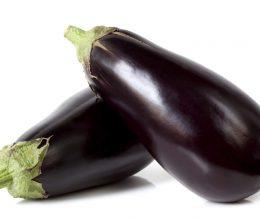 Organic Eggplant Globe