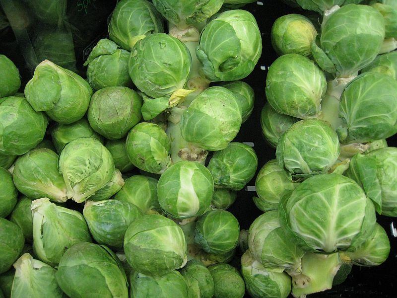 Brussels Sprouts – QUEBEC Jardins D'Ambroise (227g/8oz Bag)