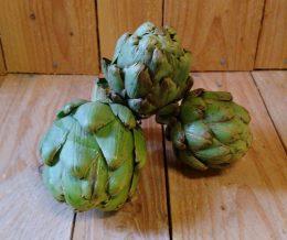 Organic Green Artichoke