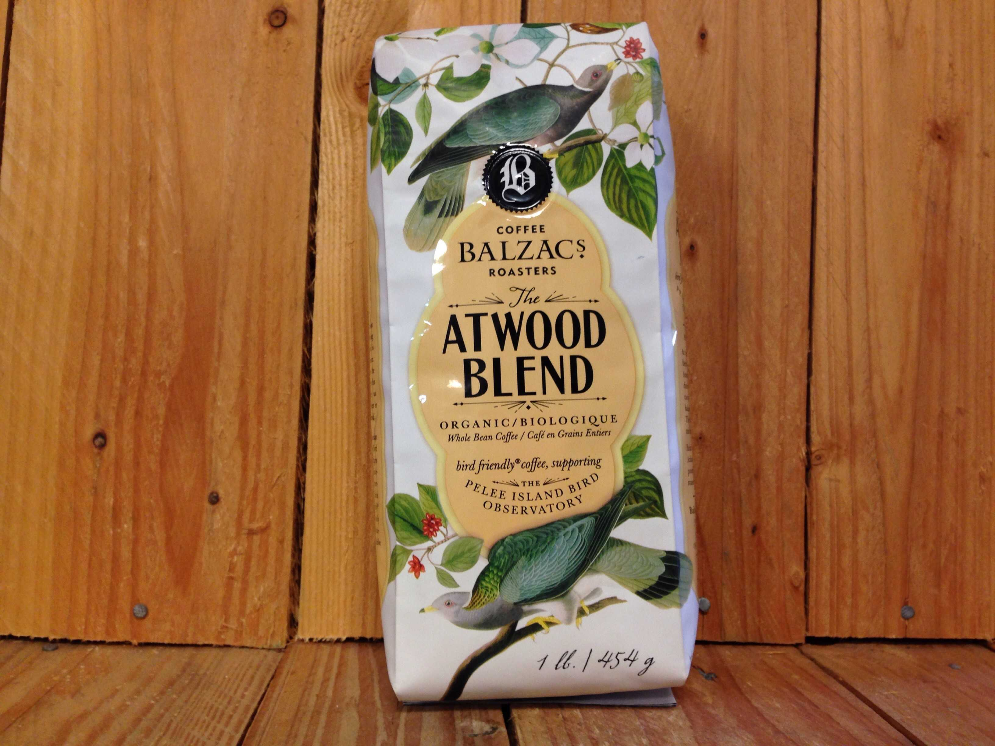 Balzac's Coffee Roasters – Atwood Blend (454g)