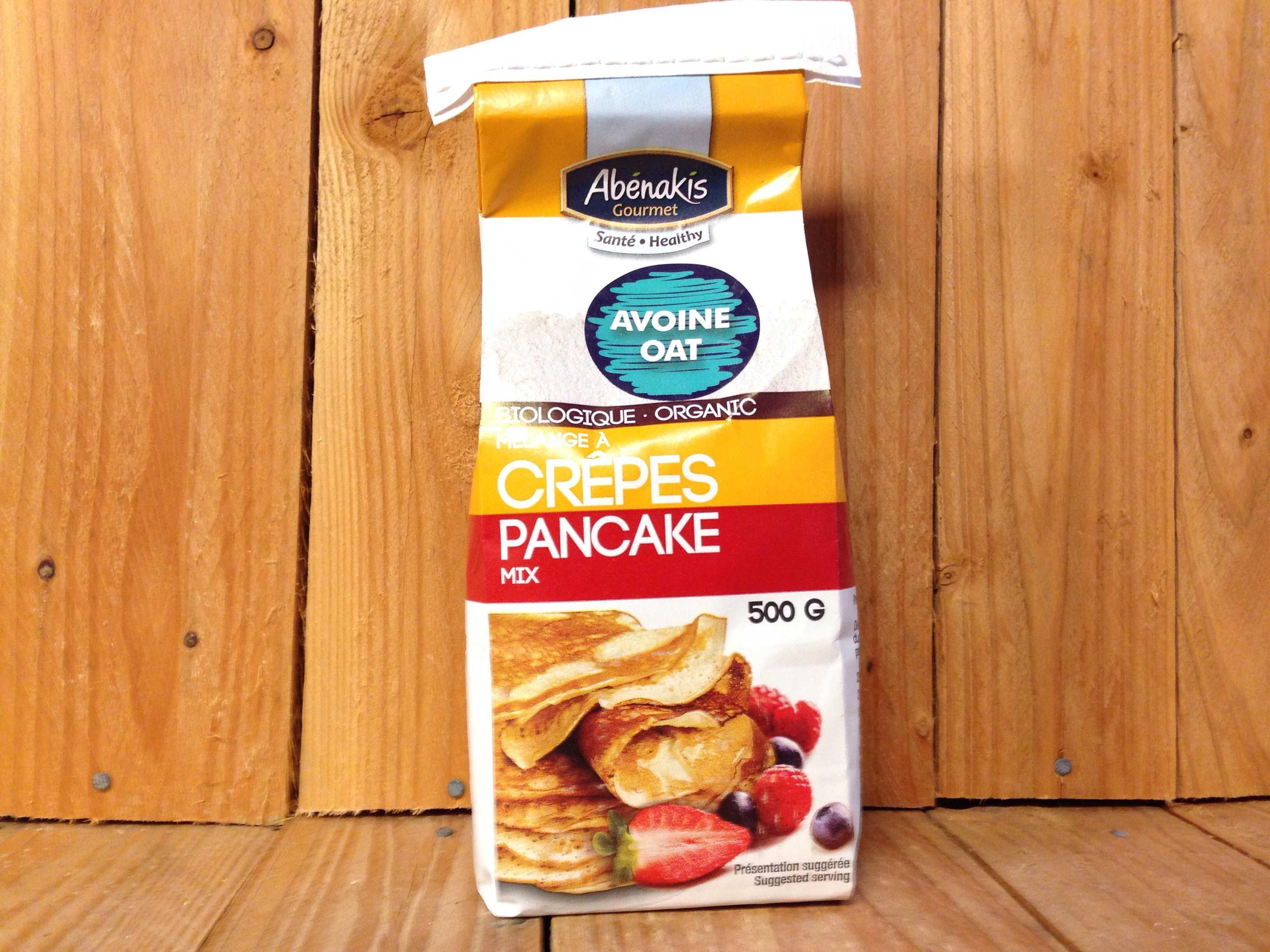 Abénakis – Pancake Mix – Oat (500g)