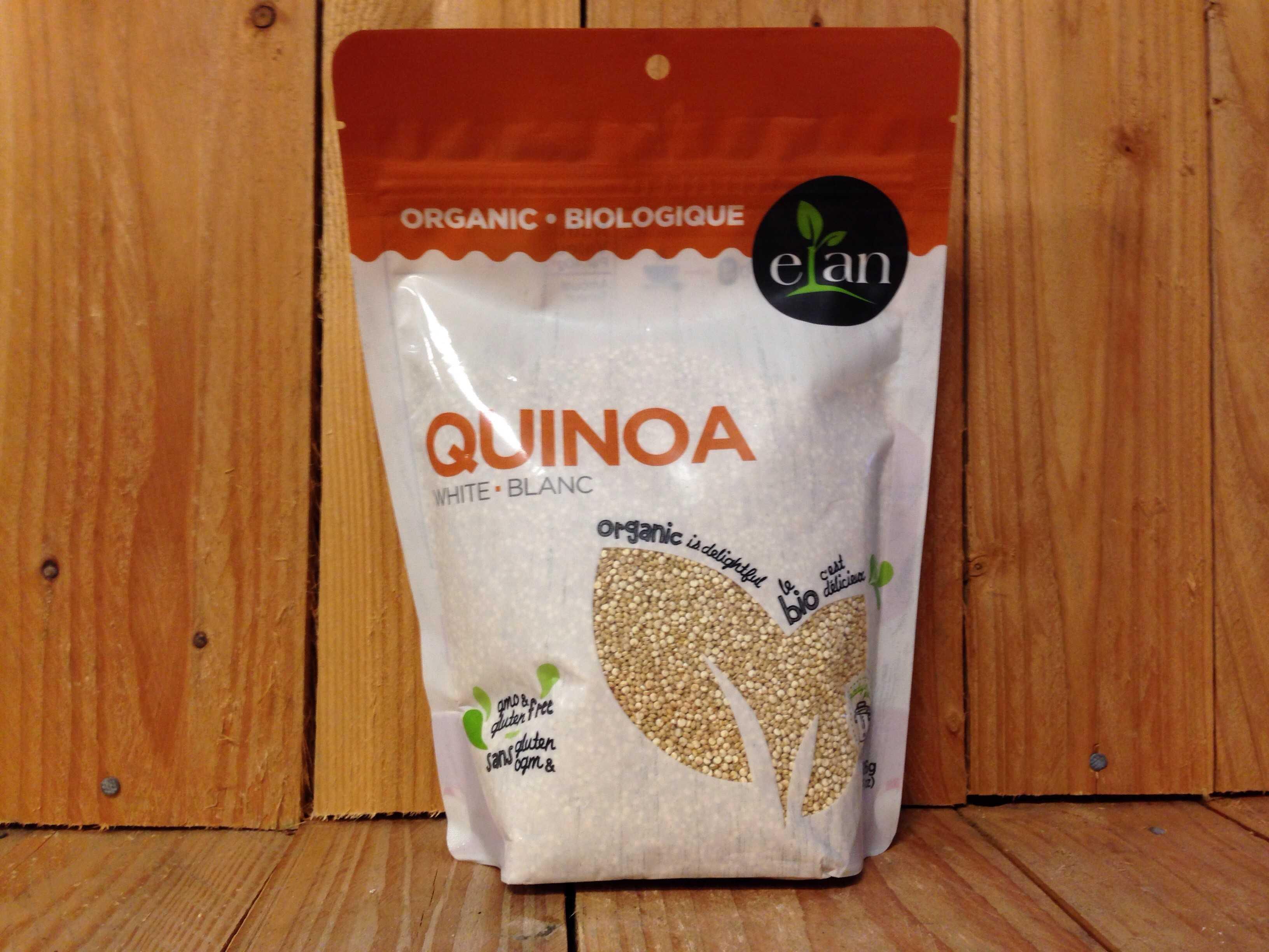 Elan – Organic Quinoa, White (426g)