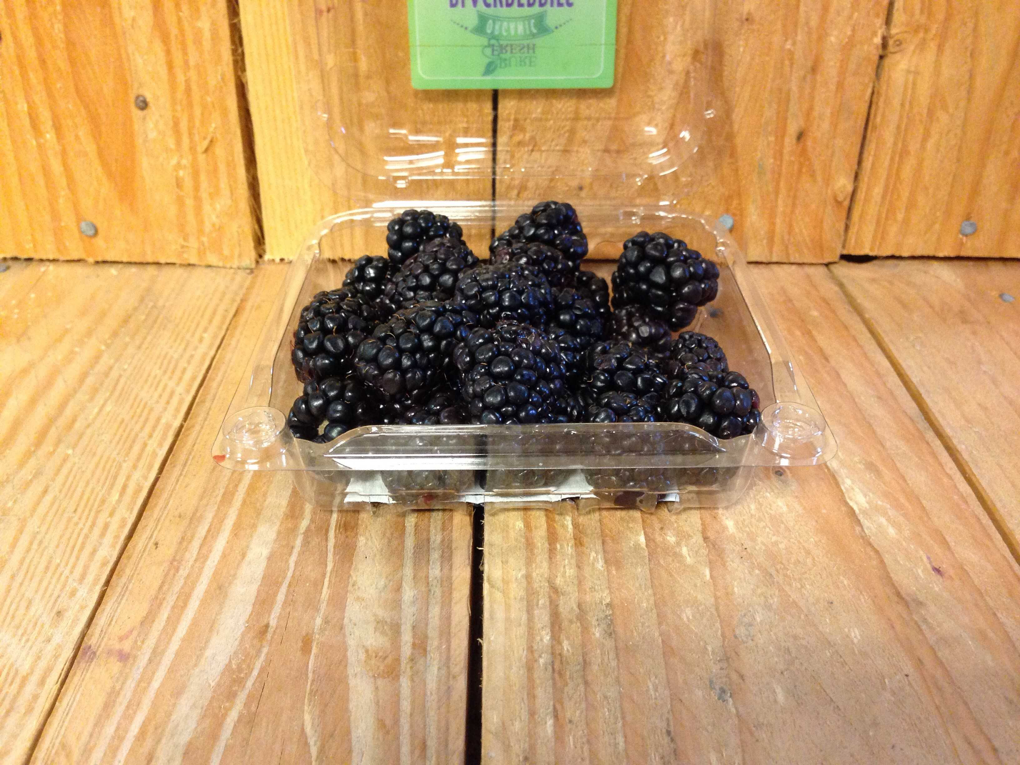 Blackberries – MEXICO (6oz)