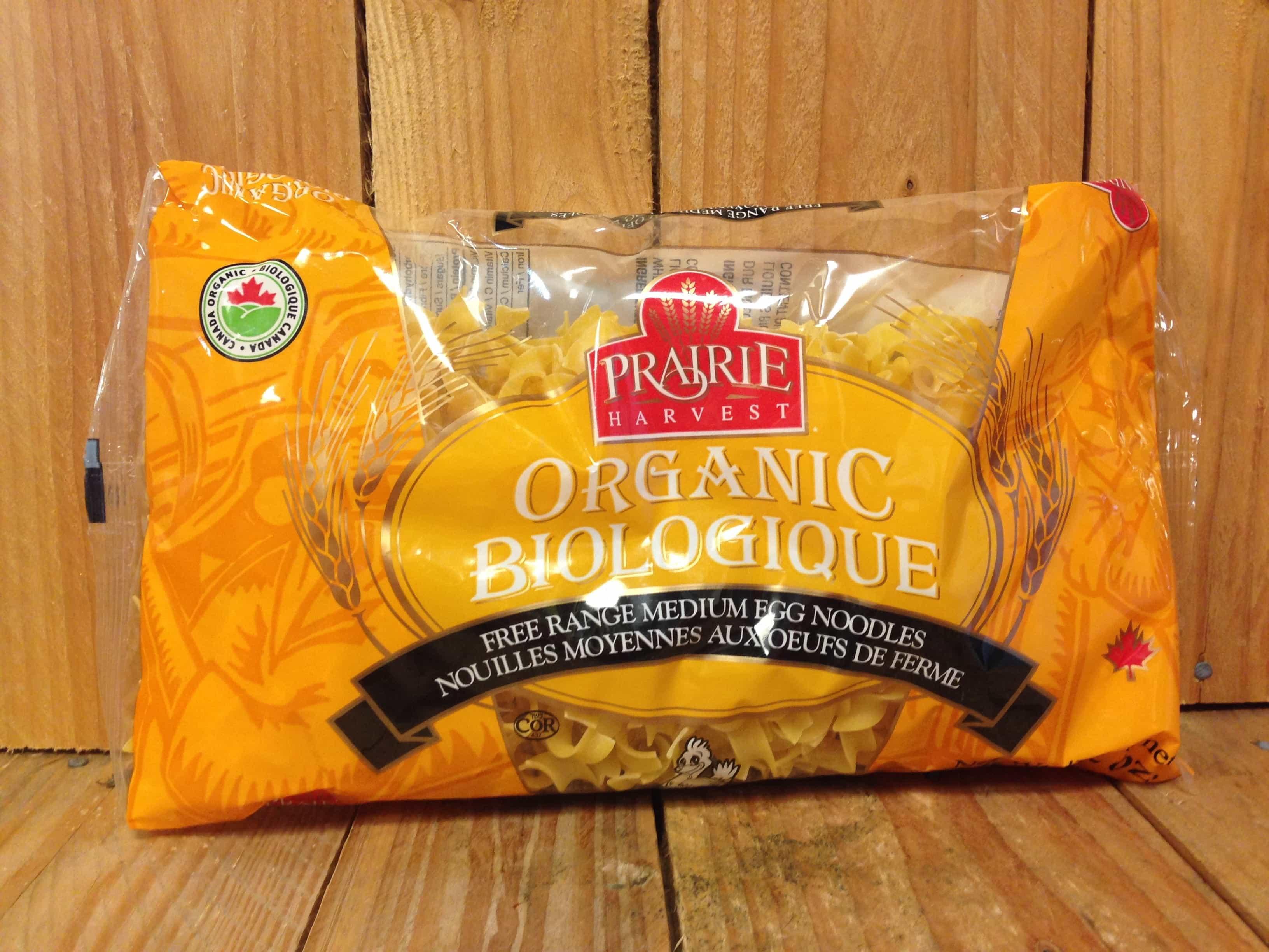 Prairie Harvest – Egg Noodles (340g Bag)