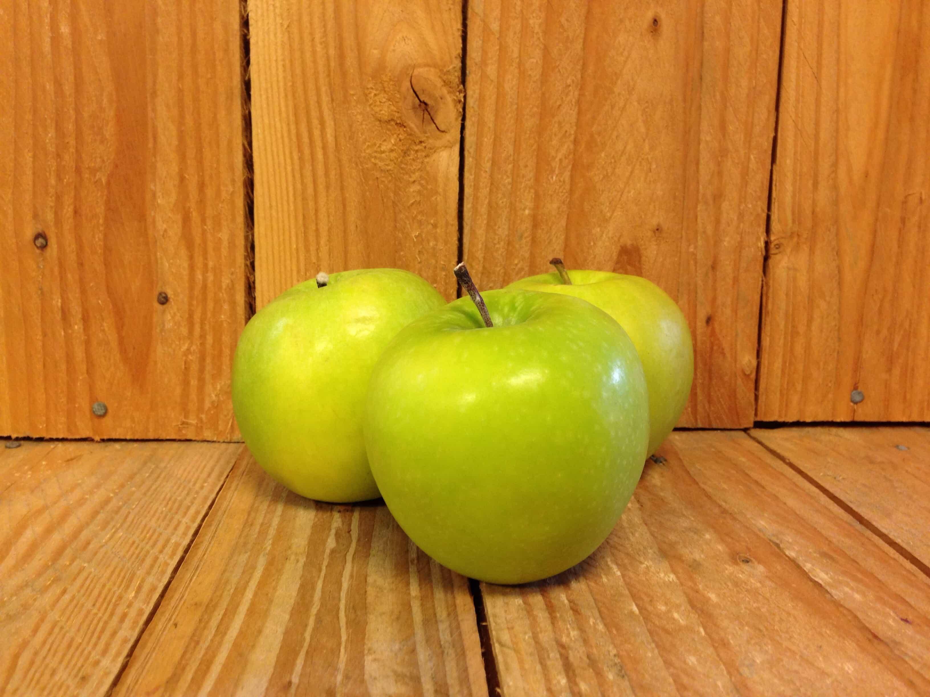 Apples – Granny Smith BC (Bag of 5)