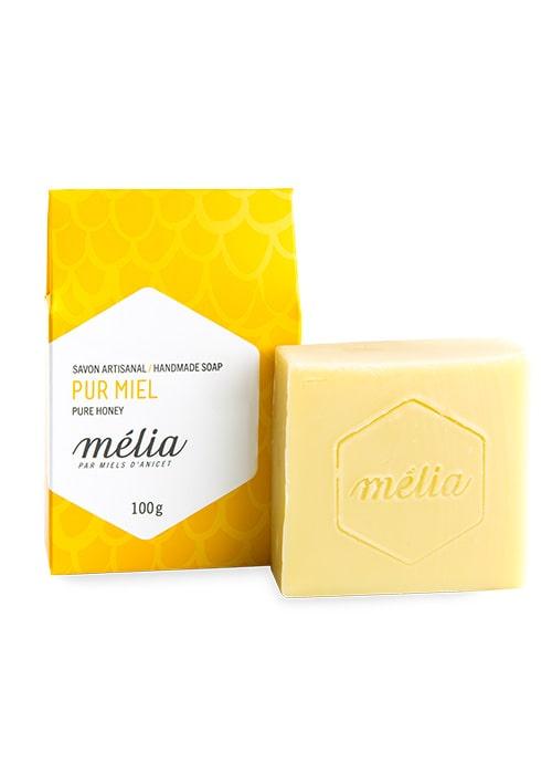Miels d'Anicet – Soap – Pure Honey Organic (Each)
