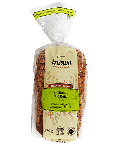 Inewa Bakery – 7 Grain Bread (Each)