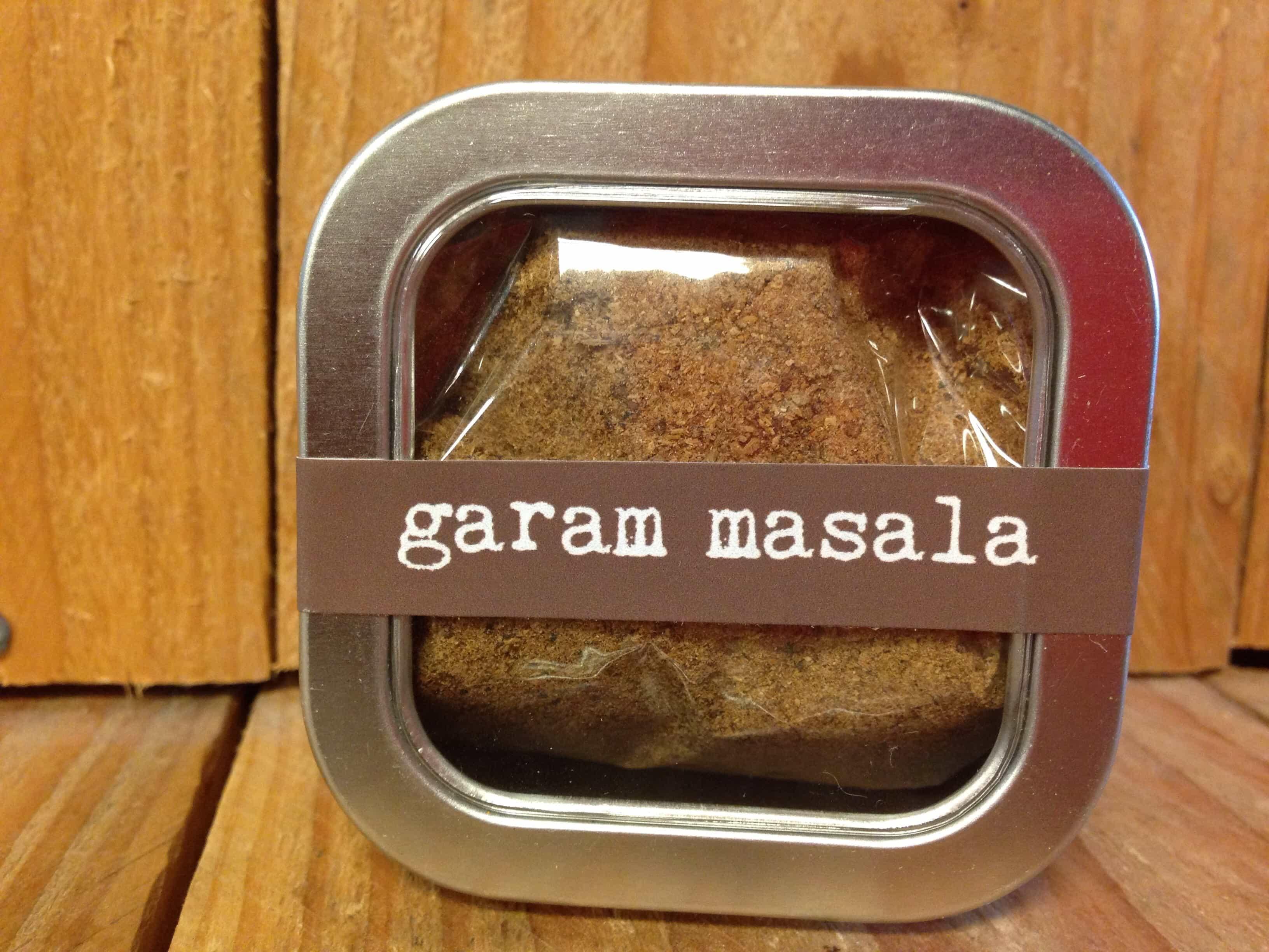 Organic Fair – Garam Masala (40g)