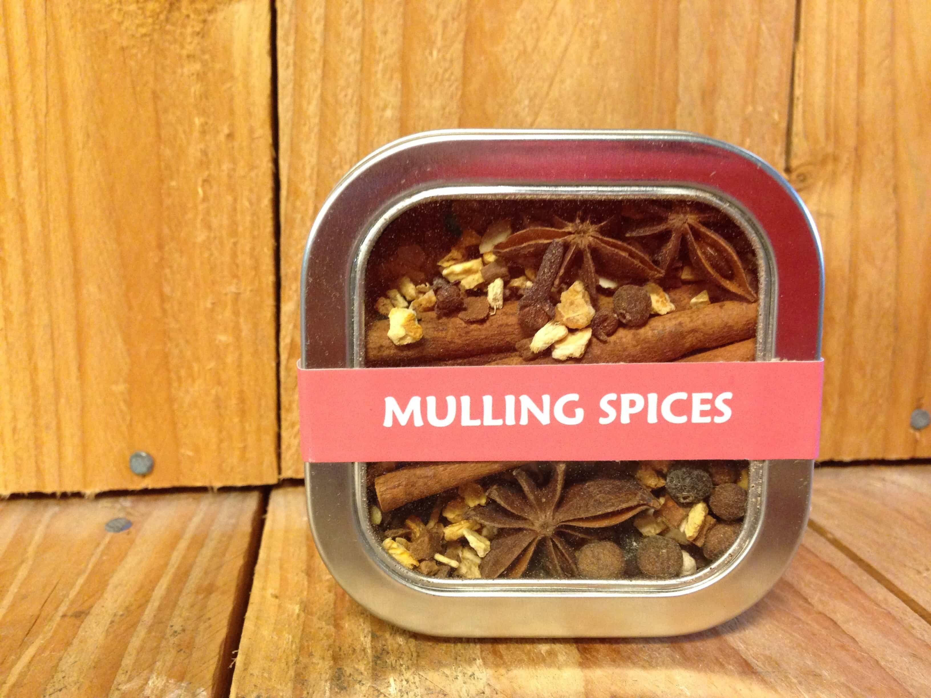 Organic Fair – Mulling Spice (100g)