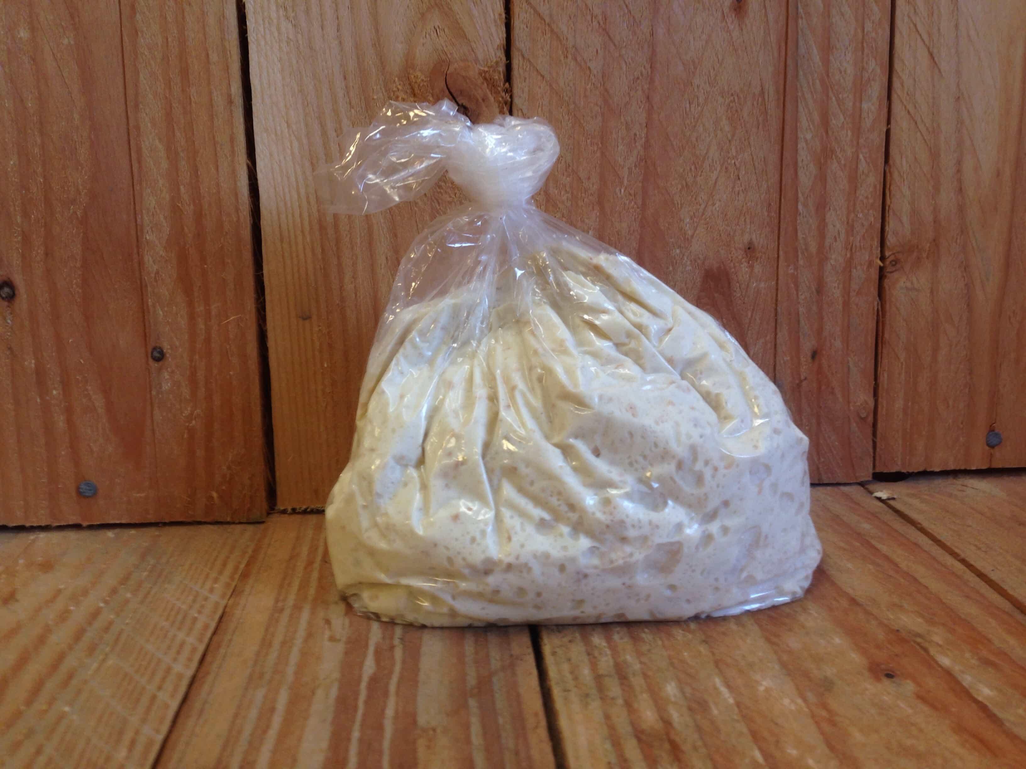 Wild Oat Bakery – Pizza Dough – White Sourdough (5oz/5-Inch Personal Pizza)