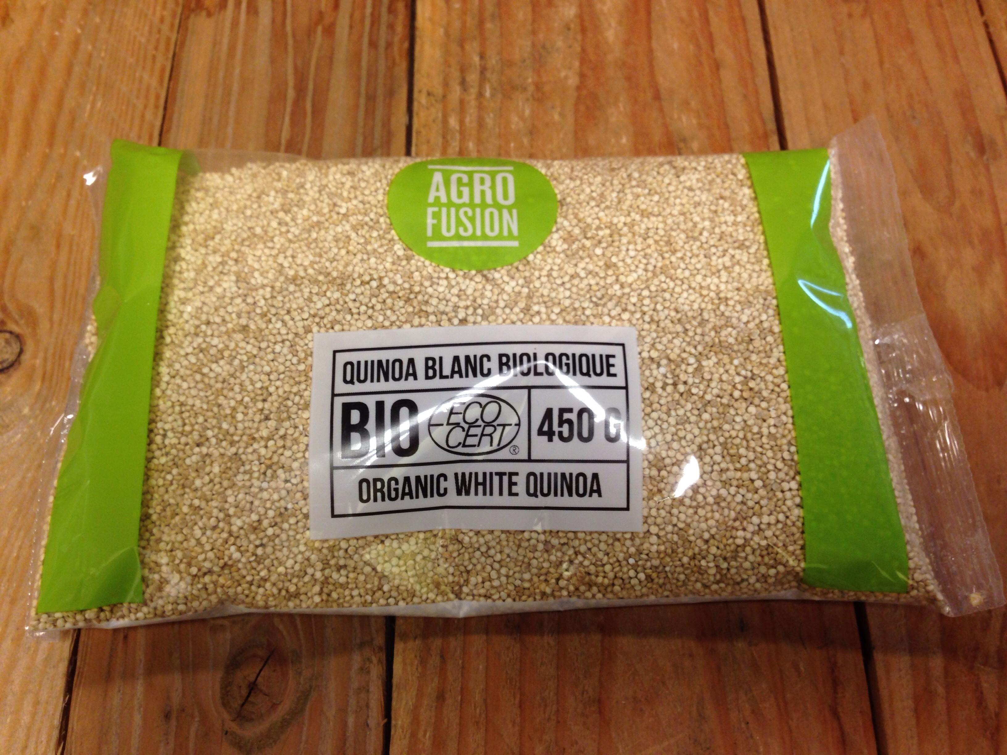 Agro Fusion – Quinoa White (450g)