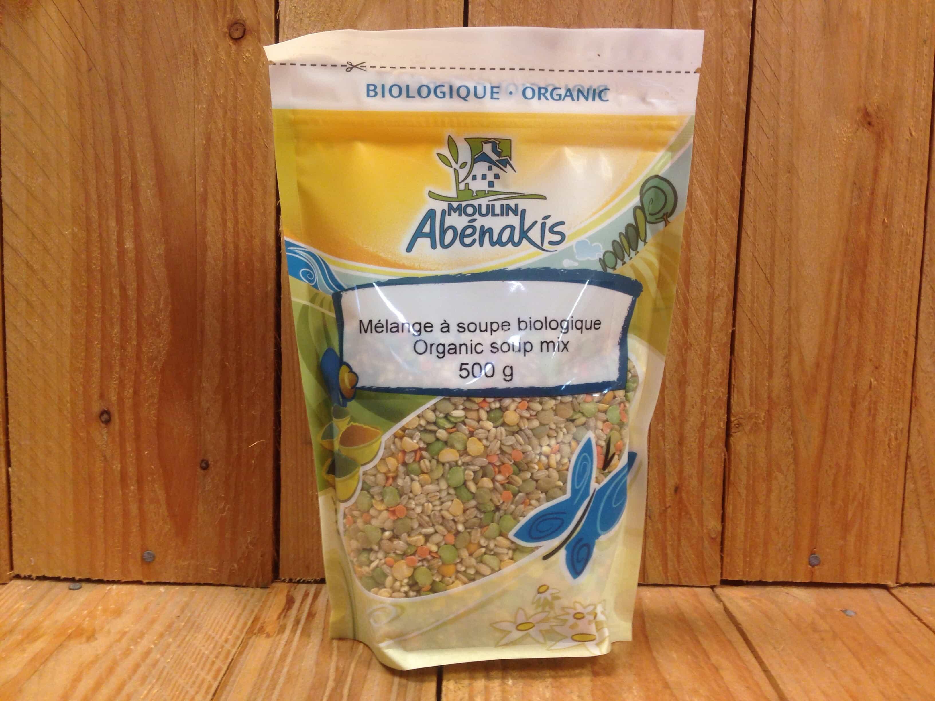 Abenakis – Organic Soup Mix (500g Bag)