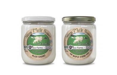 Hope Eco Farms – Sheep Yogurt Plain NON-CERTIFIED (450g)