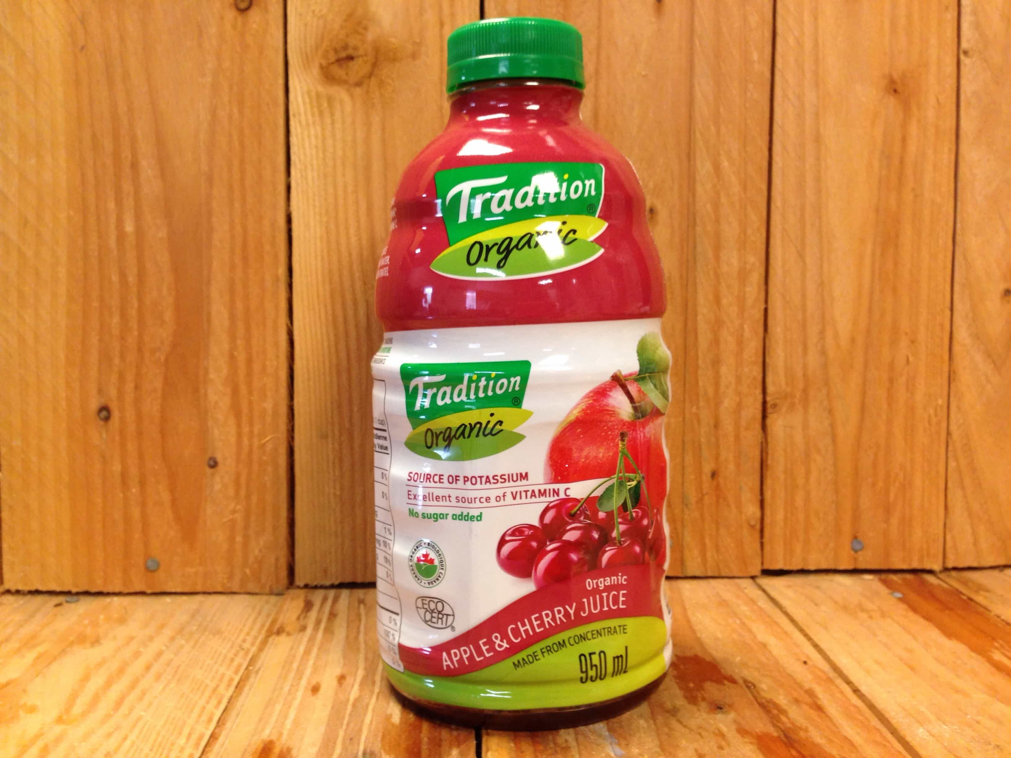 Tradition – Apple & Cherry Juice (950ml Jug)