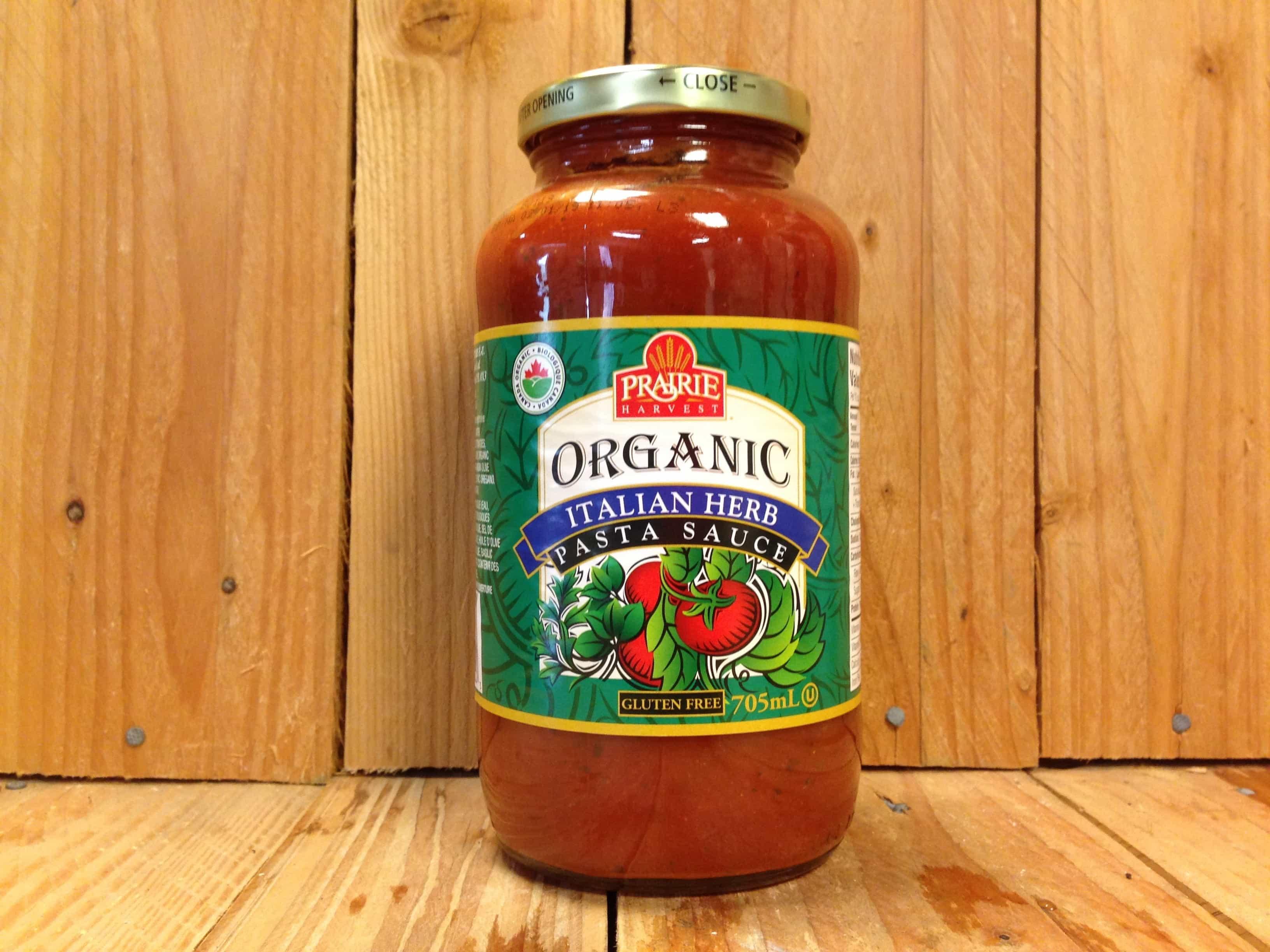 Prairie Harvest – Pasta Sauce – Italian Herb (769ml)