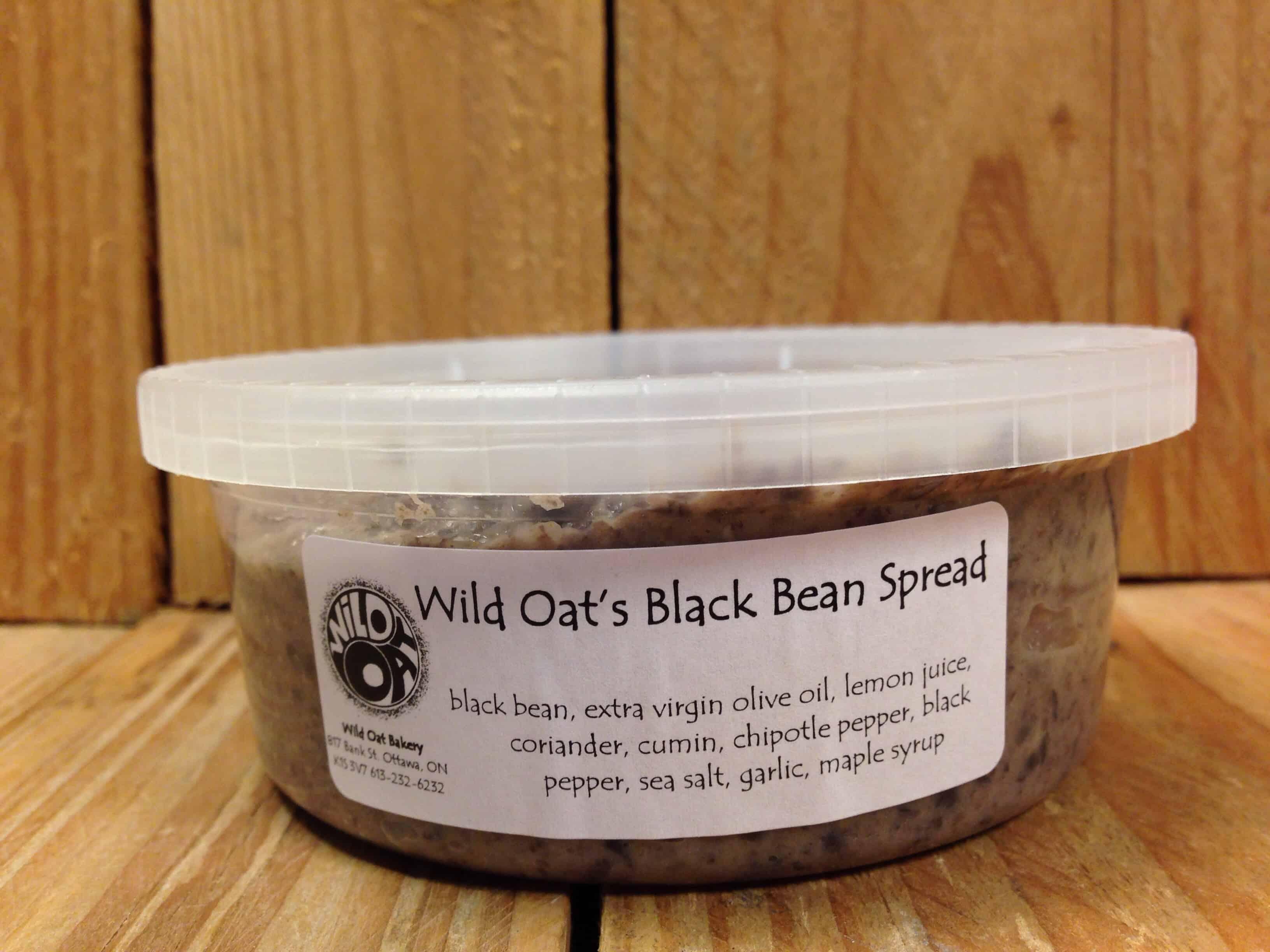 Wild Oat – Black Bean Dip