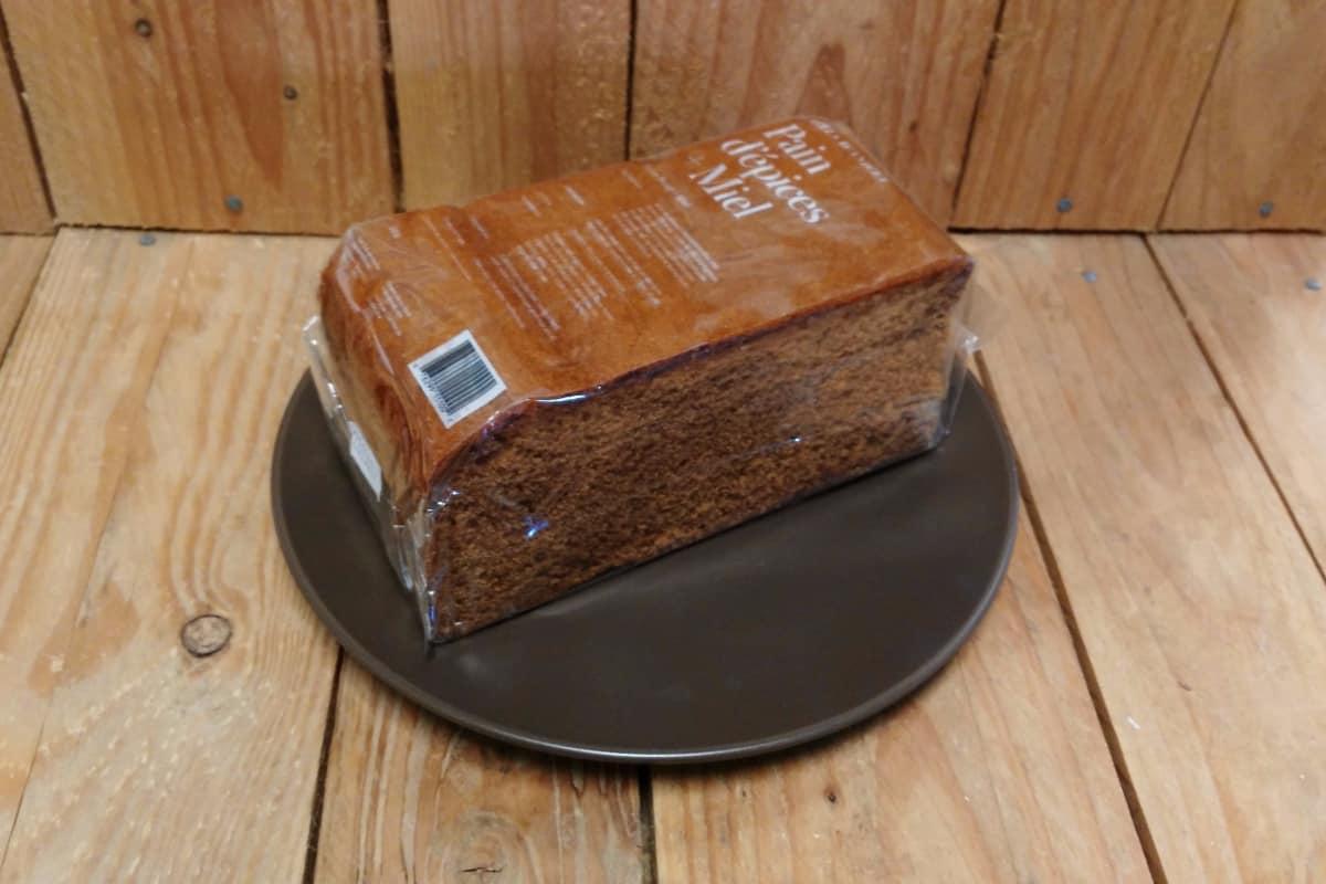 Miels d'Anicet – Bread – Spice Bread + Honey (330g)