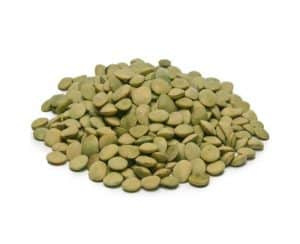 Abenakis – Lentils Green (500g Bag)