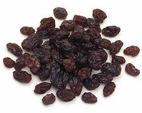 Abenakis – Raisins Thompson CALIFORNIA (350g Bag)