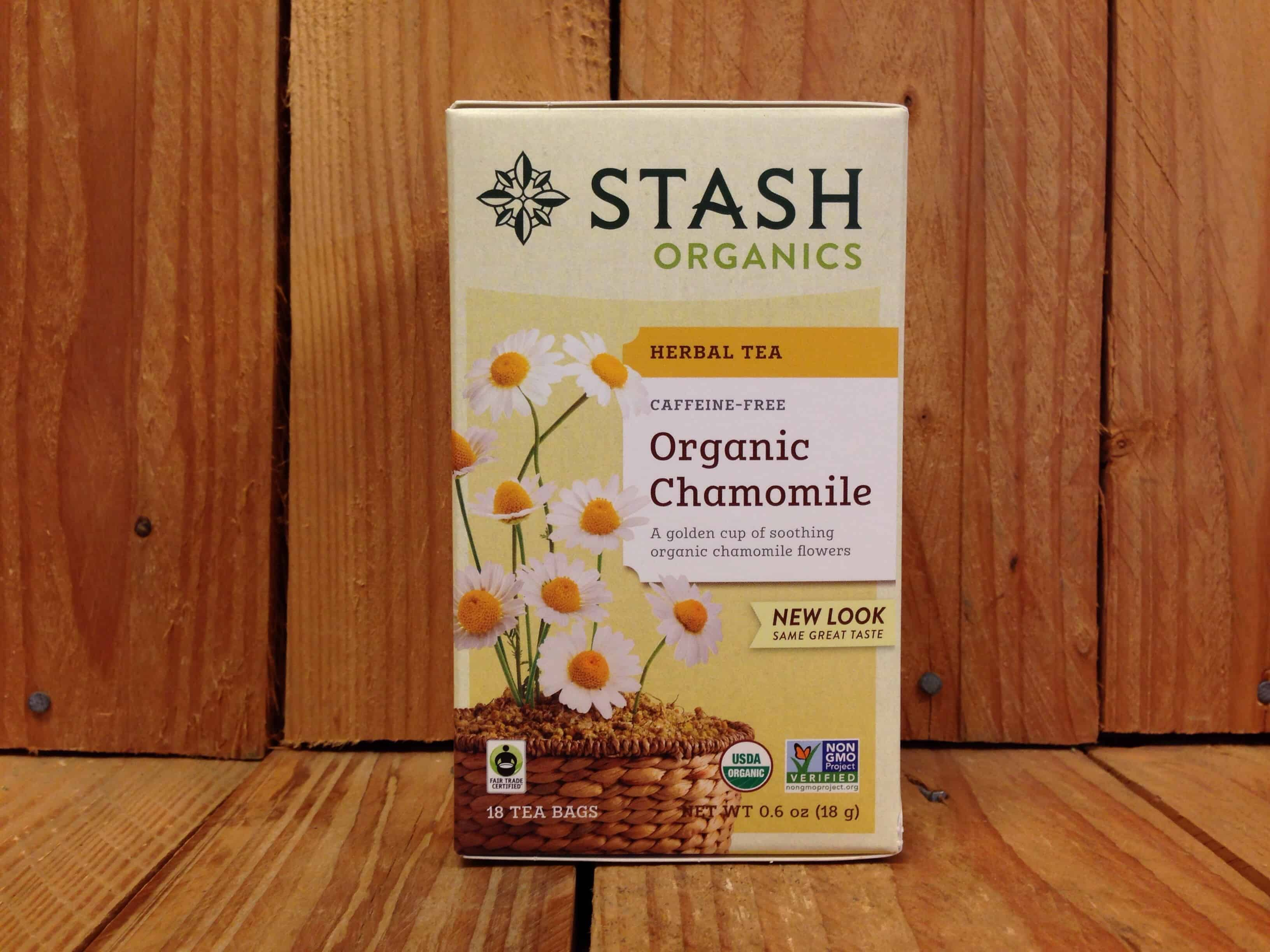 Stash – Organic Chamomile Tea (18 Bags)