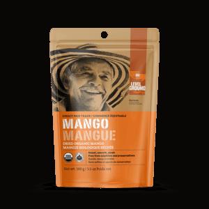 Level Ground Trading – Dried Mango (100g)