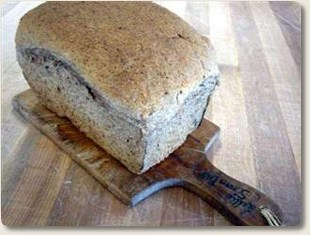 Little Stream Bakery – Bread – Whole Wheat – Vegan (680g)