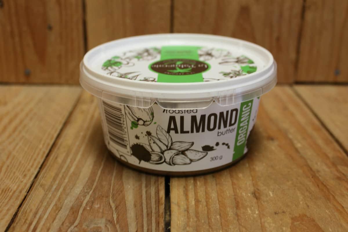 La Palmeraie – Organic Almond Butter, Roasted (300g)