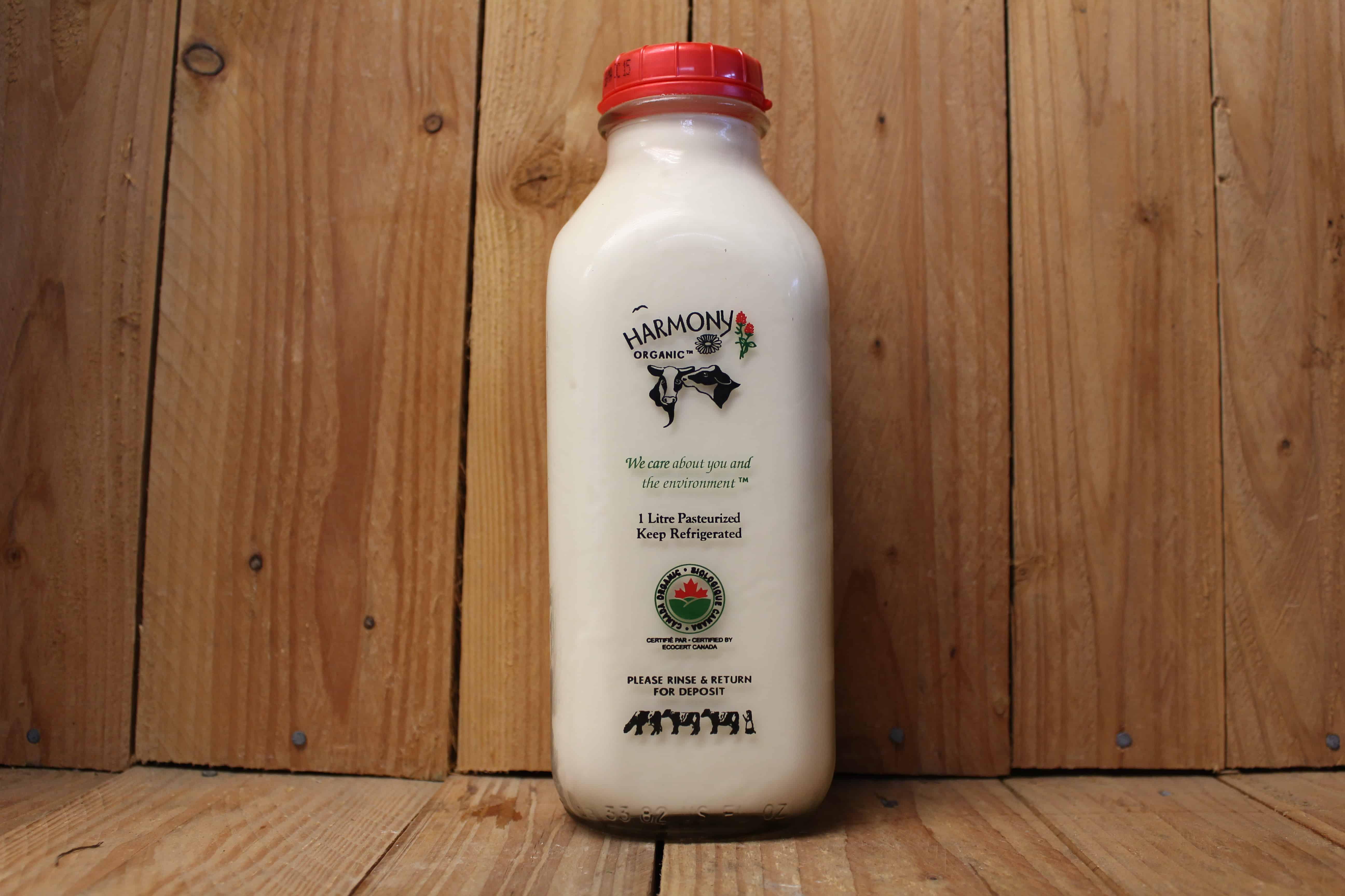Milk - Bottles
