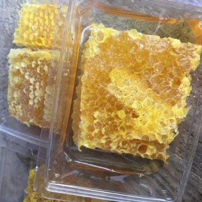 Hendricks Farm Organic Honeycomb
